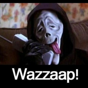 Funny Moment in Scary Movie 1 .. :))