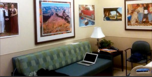 Gabrielle Giffords's Hospital Room (Corvair content)