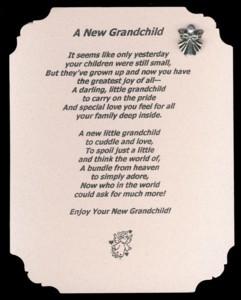 Grandma Poem From Unborn Baby