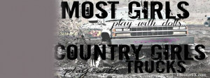 Country Girl Sayings 59 Facebook Cover