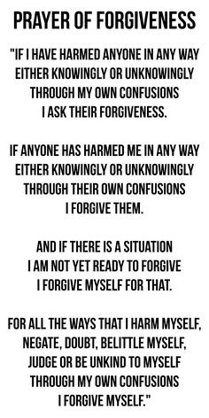 Friends forgive
