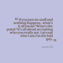 Quotes About Bad Boys