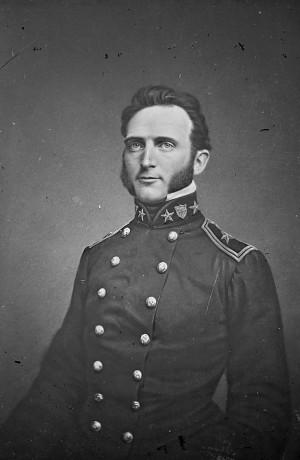 "Thomas ""Stonewall"" Jackson, by Matthew Brady c. 1851. National ..."