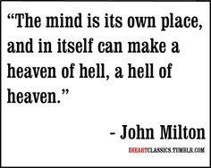 quotes classic literature   quote quotes books novels John Milton