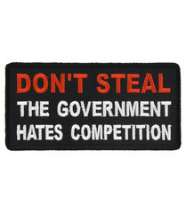 Dont Steal Government $3.99