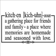 Kitchen a Gathering Place for Friends and Family 12.5