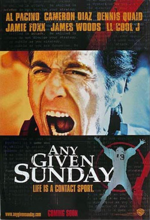 Any Given Sunday - Kazanma Hırsı