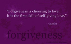 ... quotes | Back in skinny jeans: Quote on Gandhi's Take on Forgiveness