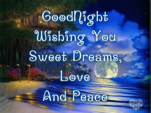 Good Night everyone, have a very Blessed evening!..:)