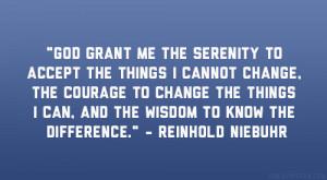 Reinhold Niebuhr Quote
