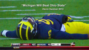 Related Pictures michigan vs ohio state the rivalry