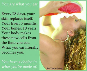 ... Inspirational Quotes, Pictures and Motivational Thought ,eat healthy