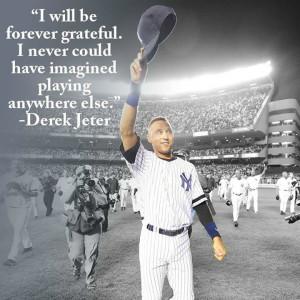 Derek Jeter - Forever a Yankee