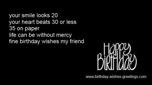 35th birthday sayings and quotes