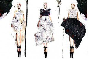 Fashion Design Portfolio Examples- #images