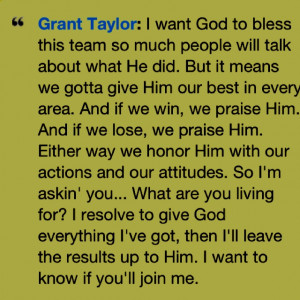 ... Quotes, Facing The Giants Quotes, Facing The Giants Movie Quotes