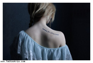... 20Quotes%20For%20Girls%201 Short Meaningful Tattoo Quotes For Girls 1