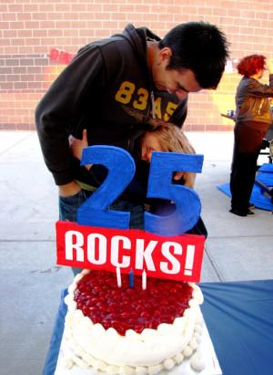 Happy 25th Birthday Son