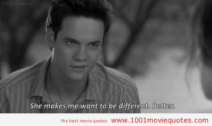 walk to remember quotes love is like the wind