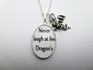 THE-HOBBIT-NEVER-LAUGH-AT-LIVE-DRAGONS-QUOTE-CHARM-SILVER-PENDANT ...