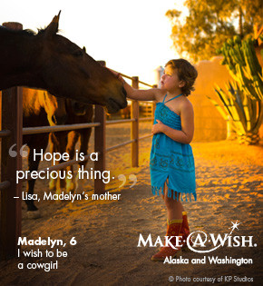 Make a Wish Foundation Quotes