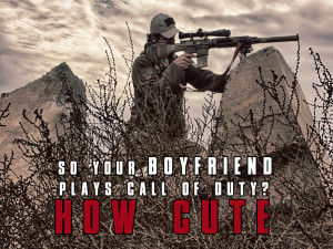 Army Boyfriend Quotes Military sniper poster so