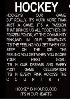 hockey canada canadian hockey hockey stuff sports hockey quotes hockey ...