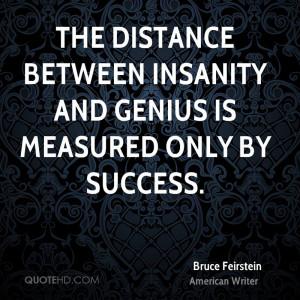 Bruce Feirstein Success Quotes