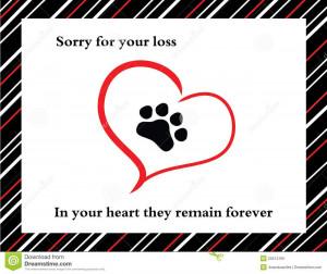 Pet Sympathy Quotes Pics Picture