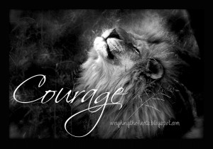 Inspirational Recovery Quotes: Courage