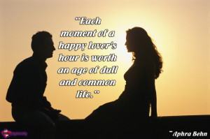 WhisperingLove.Org-life , age ,happy , hour , Aphra Behn