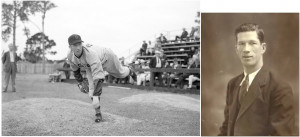 Lefty Grove/Dizzy Dean, 1937 All-Star Game.