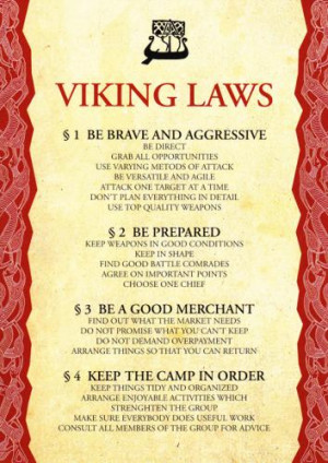 Viking Leadership
