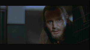 Liam Neeson plays Qui-Gon Jinn in Twentieth Century Fox's Star Wars ...