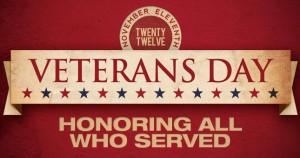 Veterans Day Status 2014