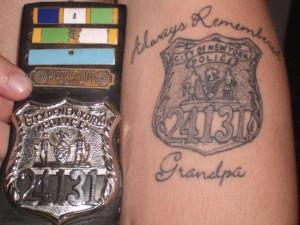 Memorial Tattoo Quotes for Grandpa