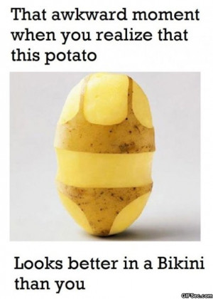 Potato - Funny Pictures, MEME and Funny GIF from GIFSec.com