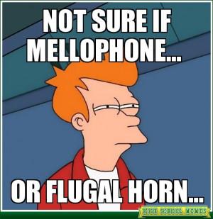 Mellophone Memes Not sure if mellophone.