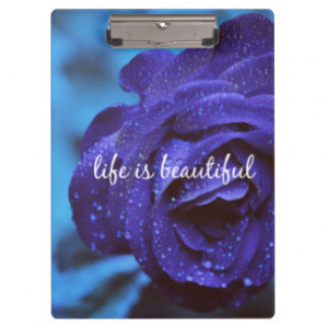 Blue Rose Quotes Gifts - Shirts, Posters, Art, & more Gift Ideas