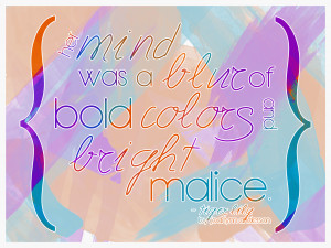 Desktop Background: Tiger Lily by Jodi Lynn Anderson