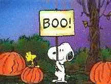 Charlie Brown Halloween Image