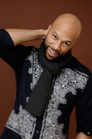 Common Actor/musician Common poses for a portrait during the 2012 ...