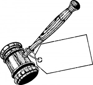 Gavel Clipart Black And White Image gavel-png