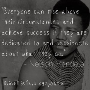 The Wisdom of Nelson Mandela: Day 3