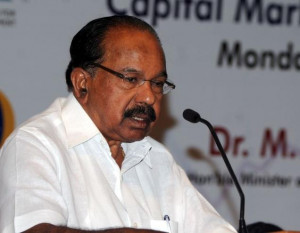 Dr. M Veerappa Moily, Hon. Minister for Corporate Affairs, at the ...