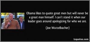 More Joe Wurzelbacher Quotes