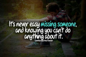 Missing Someone See The Gifts