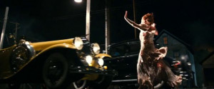 The Great Gatsby Car Accident Scene Pictures