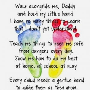 Fathers Day quote for my son