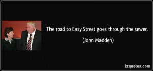 The Road John Madden Quotes